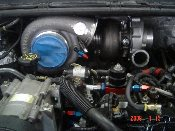 BWD 7.3 Stage II compound turbos