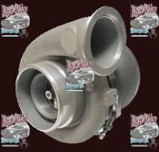 Garrett GT4202R dual ball bearing turbo